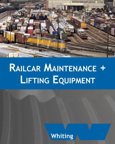 2016_Whiting_Railcar_Maintenance_Equipment
