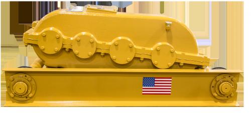 EV Crane Gear Case